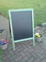 Budget Fully Framed Chalkboard