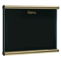 Athena Menu Case Internal Illuminated
