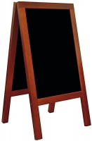Premium Fully Framed Chalk A Board
