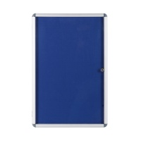 Interior Lockable Felt Board
